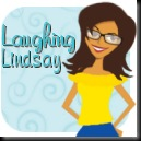 laughing lindsay button