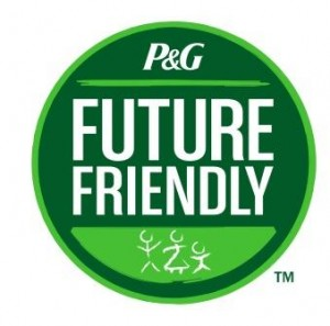 P&G Future Friendly Logo