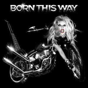 Born This Way Album Art