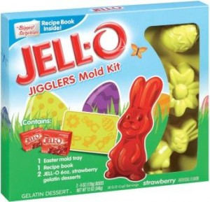 JELL-O Jigglers Mold Kit