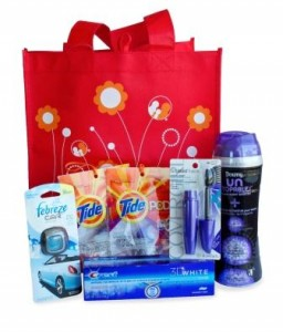 P&G Olympics Prize Package