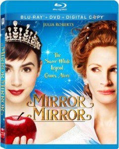 Mirror Mirror Cover 240x300 Mirror Mirror Movie Review
