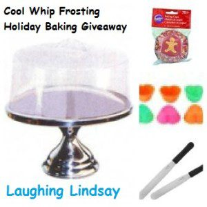 COOL WHIP Frosting Prize Pack