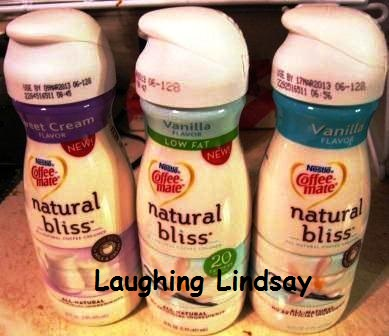 Coffee-mate Natural Bliss natural creamer