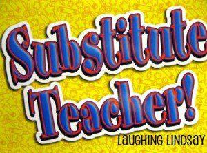 long-term substitute teacher