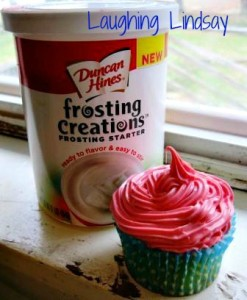 Duncan Hines Frosting Creations