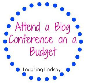 blog conference on a budget
