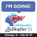 Going to BlogHer