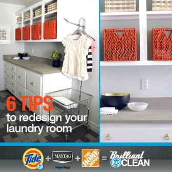 laundry room redesign