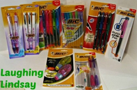 BIC Writing Utensils