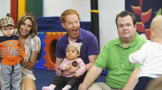 modern family back to school