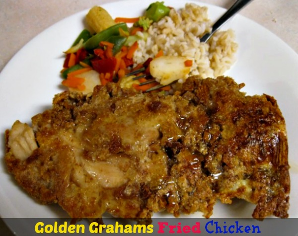 Golden Grahams Chicken