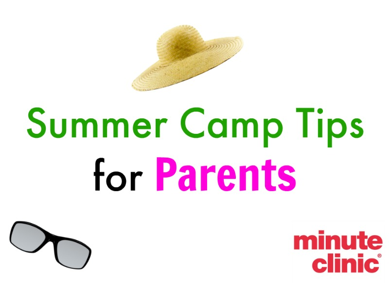 summer camp tips for parents