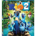 Rio 2 blu ray box art