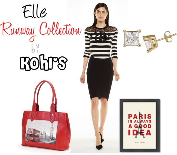 Elle Runway Collection by Kohls