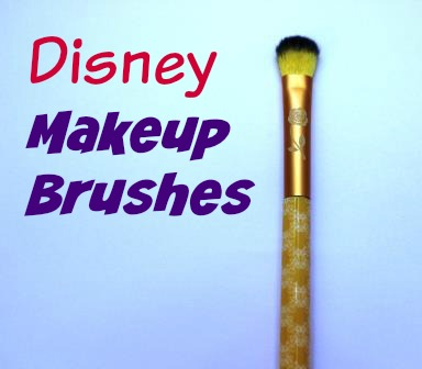 Disney Makeup Brushes