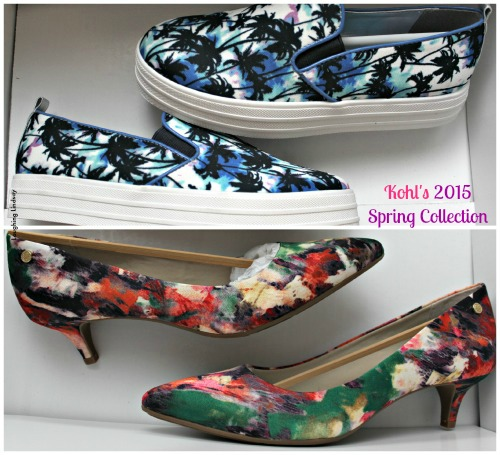 2015 Kohls Spring Collection Shoes