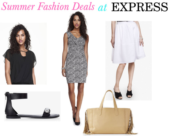 Deals on Summer Fashions