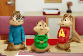 Alvin and the Chipmunks Movie Road Chip