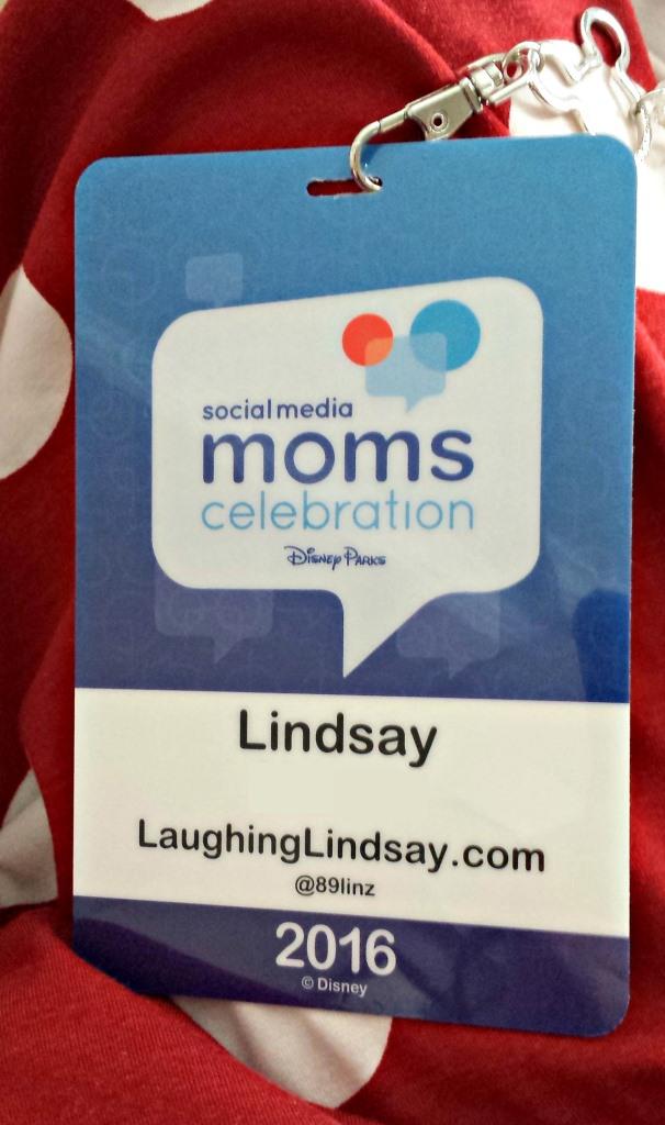 Disney Social Media Moms 2016