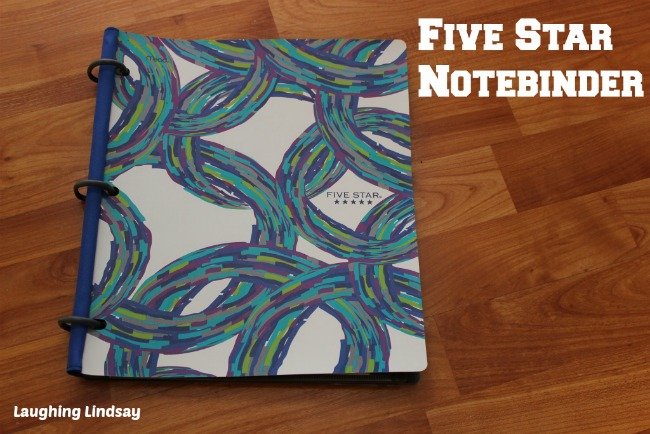 Five Star Notebinder