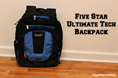 Five Star Ultimate Tech Backpack