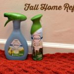 Fall Home Refresh with Febreze and Swiffer #FallReset