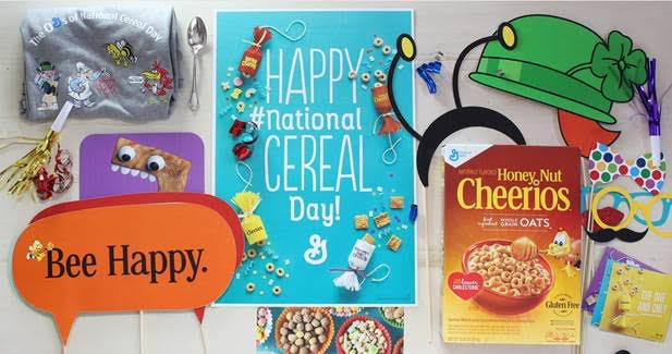 National Cereal Day 2017